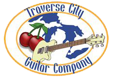 Traverse City Guitar Company Logo