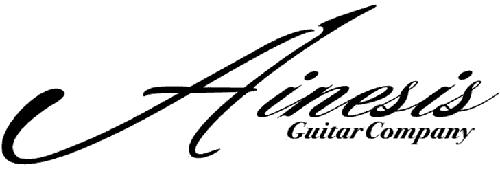 Ainesis Guitars Logo