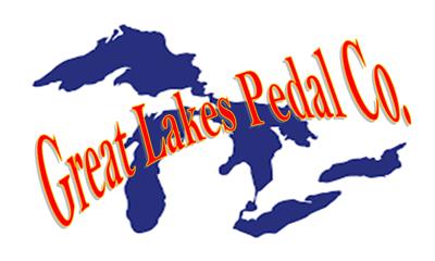 Great Lakes Pedal Co. Logo
