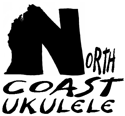 North Coast Ukulele Logo