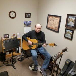 Mark Andersen : Acoustic, Electric, Bass, Banjo, Mandolin, Ukulele