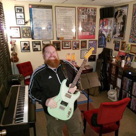 Zeke Clemons : Acoustic, Electric, Bass, Ukulele, Harmonica, Vocal, Beginning Piano